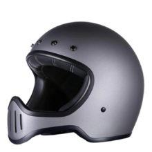 Motorbike Full Face cascos para moto DOT Certification for Unisex